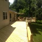 Martinsville Deck Building