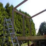 Kendall Park deck building
