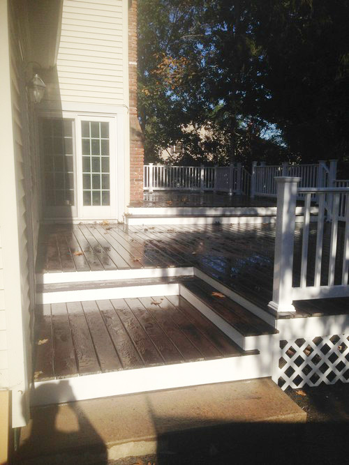 Hillsborough Decking Replacement